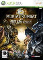 Mortal Kombat Vs DC Universe (XBOX 360)