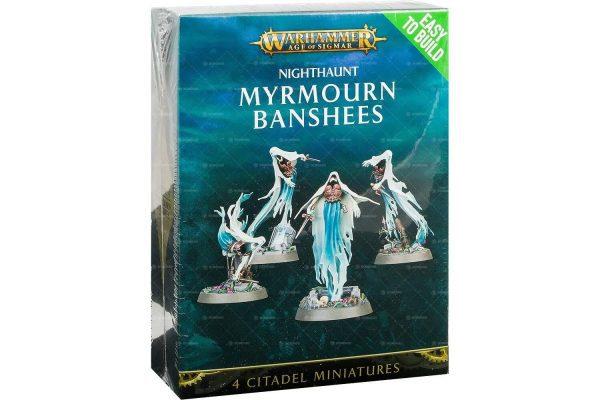Nighthaunt Myrmourn Banshees Easy Build