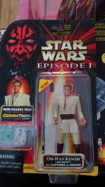 Obi-Wan Kenobi Jedi Knight Star Wars Episode I Action Figure