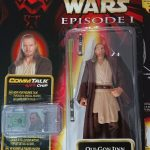 QUI GON JINN EPISODE 1 1999 Action Figure