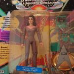 STAR TREK NEXT GENERATION Deanna Troi UNOPENED ACTION FIGURE