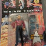 Star Trek Generations Collectors Figure - Jean-Luc Picard