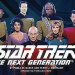 Star Trek The Next Generation 365 Paula M Block