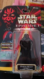 Star Wars Episode 1 - Darth Maul (Tatooine) Action Figure