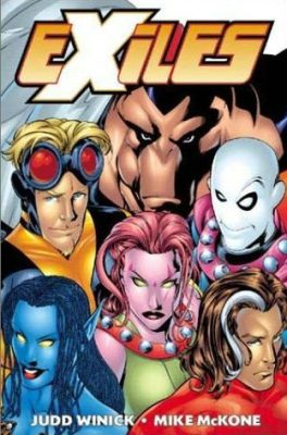 Exiles Volume 1 Timebreakers Marvel (Comics) Buy Marvel Comics online comic shop North East England UK We also stock DC, Dark Horse and many others.