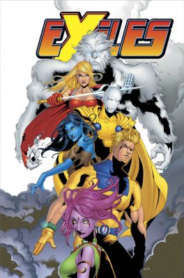 Exiles Volume 7 A Blink in Time Marvel (Comics) Buy Marvel Comics online comic shop North East England UK We also stock DC, Dark Horse and many others.
