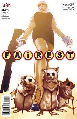 Fairest of Mice and Men Part 5 Vertigo (Comics) Buy Vertigo Comics online comic shop North East England UK We also stock DC, Marvel, Dark Horse and many others.