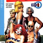 Invisibles Volume Two #1 Vertigo (Comics)