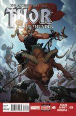 Thor God of Thunder Accursed Part 2 Marvel (Comics)