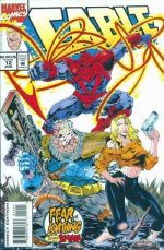 Cable #12 June 1994 Buy MARVEL Comics On-Line UK Comic Trader based Newcastle