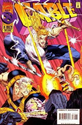 Cable #22 August 1995 Buy DC Comics on-line UK Comic Trader based Newcastle