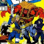 Cable #4 August 1993 Deadly Reunion Buy MARVEL Comics On-Line UK Comic Trader based Newcastle