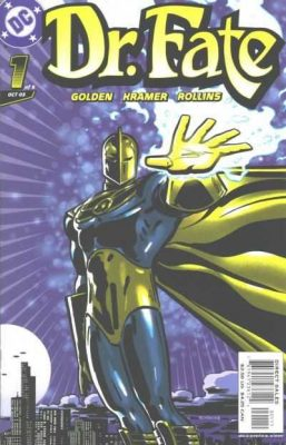 Dr Fate #1 October 2003