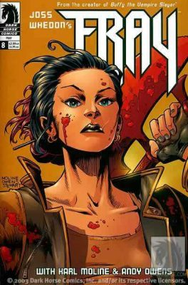 Fray #8 Joss Whedon August 2003 Buy Dark Horse Comics On-Line UK Comic Trader based Newcastle