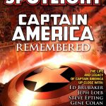 Marvel Spotlight Captain America Remembered #1 Buy MARVEL Comics On-Line UK Comic Trader based Newcastle