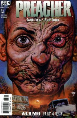 Preacher #62 June 2000