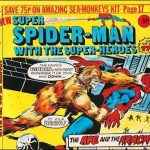 Super Spider-Man #159 February 1976 (Super Spider-Man with the Super-Heroes) Buy MARVEL Comics On-Line UK Comic Trader based Newcastle