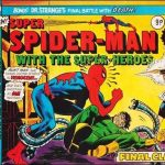 Super Spider-Man #164 March 1976 (Super Spider-Man with the Super-Heroes) Buy MARVEL Comics On-Line UK Comic Trader based Newcastle