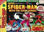 Super Spider-Man #167 April 1976 (Super Spider-Man with the Super-Heroes) Buy MARVEL Comics On-Line UK Comic Trader based Newcastle