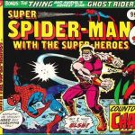 Super Spider-Man #167 April 1976 (Super Spider-Man with the Super-Heroes) Buy MARVEL Comics On-Line UK Comic Trader based Newcastle