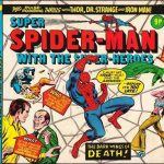Super Spider-Man #176 June 1976 (Super Spider-Man with the Super-Heroes) Buy MARVEL Comics On-Line UK Comic Trader based Newcastle