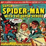 Super Spider-Man #180 July 1976 (Super Spider-Man with the Super-Heroes) Buy MARVEL Comics On-Line UK Comic Trader based Newcastle