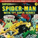 Super Spider-Man #181 July 1976 (Super Spider-Man with the Super-Heroes) Buy MARVEL Comics On-Line UK Comic Trader based Newcastle