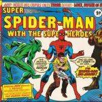 Super Spider-Man #189 September 1976 (Super Spider-Man with the Super-Heroes) Buy MARVEL Comics On-Line UK Comic Trader based Newcastle