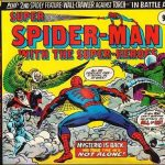 Super Spider-Man #190 September 1976 (Super Spider-Man with the Super-Heroes) Buy MARVEL Comics On-Line UK Comic Trader based Newcastle