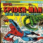 Super Spider-Man #194 October 1976 (Super Spider-Man with the Super-Heroes) Buy MARVEL Comics On-Line UK Comic Trader based Newcastle