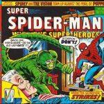Super Spider-Man #195 November 1976 (Super Spider-Man with the Super-Heroes) Buy MARVEL Comics On-Line UK Comic Trader based Newcastle