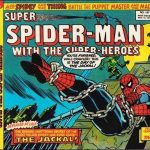 Super Spider-Man #197 November 1976 (Super Spider-Man with the Super-Heroes) Buy MARVEL Comics On-Line UK Comic Trader based Newcastle