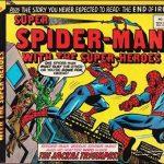 Super Spider-Man #198 November 1976 (Super Spider-Man with the Super-Heroes) Buy MARVEL Comics On-Line UK Comic Trader based Newcastle