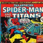 Super Spider-Man and the Titans #200 December 1976 Buy MARVEL Comics On-Line UK Comic Trader based Newcastle