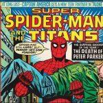 Super Spider-Man and the Titans 201 1976