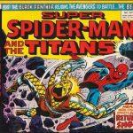 Super Spider-Man and the Titans #202 December 1976 Buy MARVEL Comics On-Line UK Comic Trader based Newcastle
