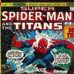 Super Spider-Man and the Titans #203 December 1976 Buy MARVEL Comics On-Line UK Comic Trader based Newcastle