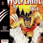 Wolverine Saga #1 Beginnings July 1990 Buy MARVEL Comics On-Line UK Comic Trader based Newcastle