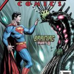 Action Comics #868 Brainiac Greetings