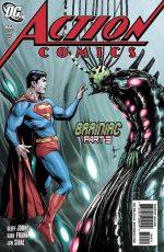 Action Comics #868 Brainiac Greetings