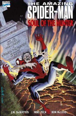 Amazing Spider-Man Soul of the Hunter August 1992 Buy MARVEL Comics On-Line UK Comic Trader Based Newcastle