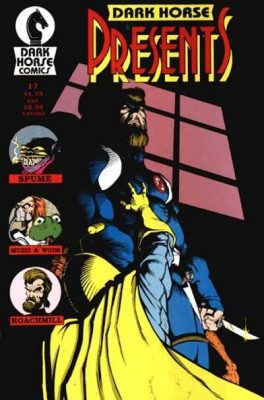 Dark Horse Presents #17 - Roachmill April 1988 Buy Dark Horse Comics online comic shop North East England UK We als stock DC, Marvel and many others