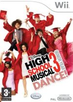 High School Musical 3 Senior Year DANCE! (Wii)