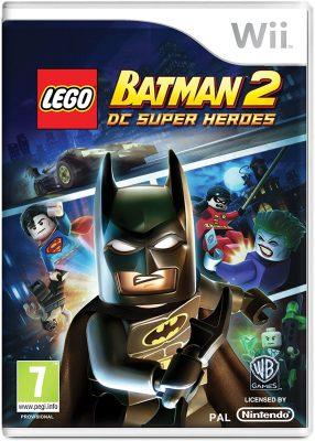 LEGO Batman 2 DC Super Heroes (Wii)