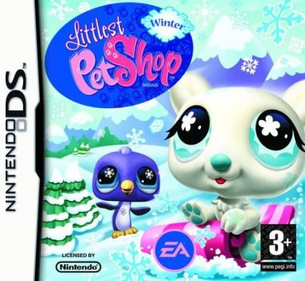 Littlest Pet Shop Winter (Nintendo DS)