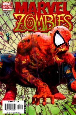 Marvel Zombies #1 Part 1 of 5 Variant Edition
