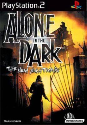 Alone In the Dark 4 The New Nightmare (PS2)