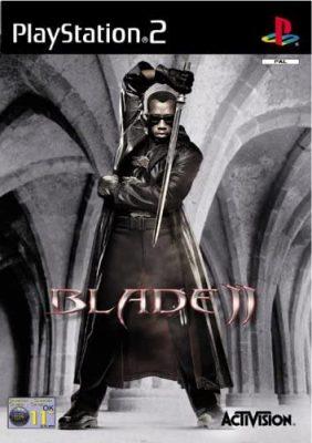 Blade II (PS2)
