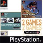 Colin McRae Rally 2 No Fear Downhill Mountain Biking (Playstation PSX)