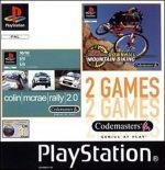 Colin McRae Rally 2 No Fear Downhill Mountain Biking (Playstation PSX)